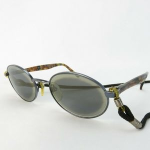 MAUI JIM LATITUDE MJ-166-06 SUNGLASSES Vintage R